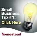 Small Business Tip #1. Click here.