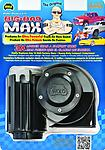 Big Bad Max Wolo Horn - BIG BAD MAX is the perfect choice for all 12-volt vehicles: cars, trucks, motorcycles, boats and etc. The one-piece patented design requires no hoses like conventional air horns. Easily installs with