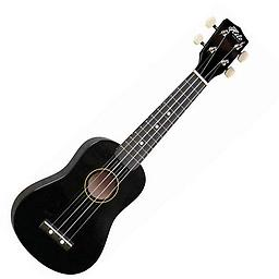Children's Black Soprano Ukulele This adorable Black Soprano Ukulele is easy to play. A perfect beginners ukulele for your little one!