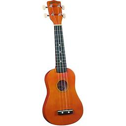 Diamond Head Soprano Ukulele Natural Join the fun and get your very own Diamond Head Soprano Ukulele. This Ukulele features careful workmanship and fantastic tone for an entry level instrument