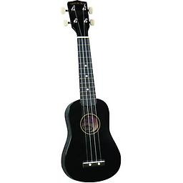 Diamond Head Soprano Ukulele Black Join the fun and get your very own Diamond Head Soprano Ukulele. This Ukulele features careful workmanship and fantastic tone for an entry level instrument