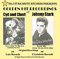 Golden Hit Recordings - Vintage Hit Recordings - Cyd and Cheri 1. I'm A Lookin' For Blue Eyes