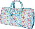 Peace Large Duffel Bag - Travel in style!
