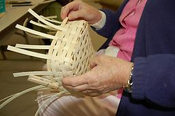 Basketry: Weaving Balance & Beauty March 20 - 22, 2019 Come enjoy the contemplative art of basket-making.