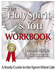 Book - Holy Spirit & You Workbook This is the companion workbook that brings the text of The Holy Spirit and You alive!