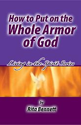 "Booklet - How To Put on the Armor of God Paul says, ""For the weapons of our warfare are not carnal, but mighty through God to the pulling down of strongholds."" Sometimes we don't even realize when these strongholds invade our thought-life."