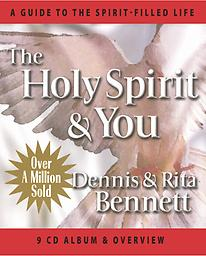 Course CD - Holy Spirit & You Series (9 CD album) Course CD - Holy Spirit & You Series (9 CD album)