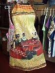 Ethnic Circle of Women - Beautiful apron with Ethnic Women. Comes with a matching ho pad. Will fir most. Hand or machine washable on gentle. Handcrafted in the USA.