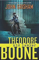 Theodore Boone: Kid Lawyer by John Grisham (Hardcover) LABCO books are NEW hardcover, library bound books. All books are stitched, NOT glued. Attractive full-color covers. Extend your budget by investing in a hardcover book rather than a paperback.