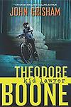 Theodore Boone: Kid Lawyer by John Grisham (Hardcover) - LABCO books are NEW hardcover, library bound books.