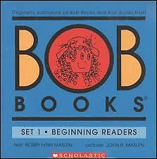 Bob Books, Set 1: Beginning Readers by Bobby Lynn Maslen and John R. Maslen LABCO books are NEW hardcover, library bound books.