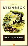 Of Mice and Men by John Steinbeck (Hardcover Library Bound) - Prebound