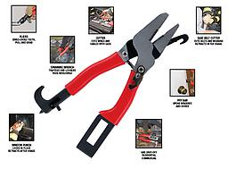 EMI Fire Power Tool Fire Power is the one tool that will forever change the way you will respond! In developing the ultimate rescue tool EMI has combined seven essential lifesaving functions in one tool.