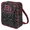 Small Swirl Kid Backpack - Back to school! Travel to school, daycare, or grandma's in style!