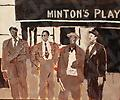 Minton's Playhouse (Prints Only) - Acrylic on Canvas, prints