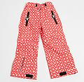 Ducksday Snowboard Pants (Funky Red) - Snowboard pants perfectly match the Ducksday 3-in-1 Jackets and Reversible Jackets!