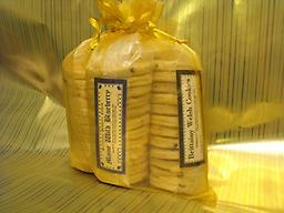 Holiday Gift Bag A decorative gift bag containing 1 dozen each of our 4 flavors. A great family sized gift for any occasion.