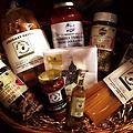 Gourmet Italian Basket - A wonderful assortment for anyone who loves to cook! Olive oils, spices, pasta and our very own The Farm's Honestly Heirloom Marinara Sauce!