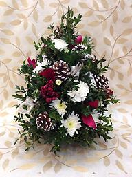 Boxwood Tree Send a mini decorated boxwood tree to that special someone this Christmas!