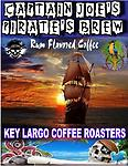 Captain Joe's Pirate's Brew - CJ's Pirate's Brew - Rum Flavored Coffee Our rum flavored gourmet coffee is a Florida Keys favorite! Try it today...