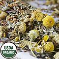 Peppermint Organic 2 oz. - This delicious blend can help to ease tension and stress and aid in easing the synptoms of digestive discomfot and nausea.