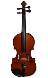 Erwin Otto 8015 European Crafted Beginner Violin Erwin Otto 8015 4/4 violin outfit. The 8015 violin is a Romanian made instrument featuring a solid carved spruce top with maple back and sides.