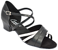 Comfort Ladies Duplex Sandals - This shoe incorporates a combination of a wide strap and 2 narrow straps.