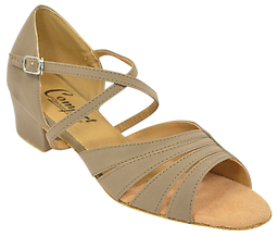 Comfort Ladies Flow Sandals Combination of wide and narrow straps.