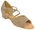 Comfort Ladies Flow Sandals - Combination of wide and narrow straps.