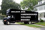 2 Movers With 16ft-17ft Box Truck (3 hour minimum) For this price, you will receive 2 professional movers who will supply a moving truck for transporting, loading, and unloading your household goods. 16ft-17ft box truck is usually for 1-2 bdrm/home.