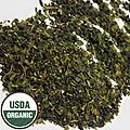 Moroccan Mint Organic 2 oz. - This traditional blend combines two flavor powerhouses, USDA organic green tea and organic peppermint leaf. The full bodied, refreshing duo are fantastic.
