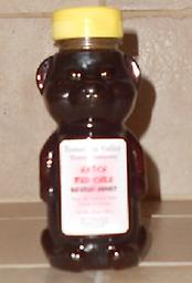 HATCH HONEY BEAR, 12 OZ 12 OZ BEAR