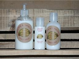 Goats Milk & Honey Lotion - Unscented The same nourishing properties found in our goats milk soap but in a bottle.