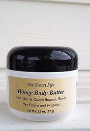 HONEY BODY BUTTER, 2 x 8oz 2 x 8OZ