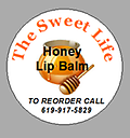 HONEY LIP BALM - HONEY LIP BALM