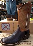 FQ OSTRICH - TWISTED X BOOTS OILED FQ OSTRICH