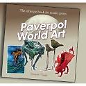 PAVERPOL WORLD Book CLOSEOUT SALE Paverpol World Soft-Cover Book