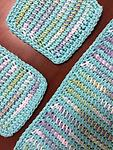 101015 Tunisian Crochet - Date/Time: Saturday, October 10, 1:30-3:30pm Instructor: Diane Augustine