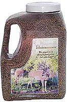 Whitcomb's High Energy FALL mix 10 lb jug will do roughly a half acre. six different varieties of Food plot mixtures that not only attract deer, but help keep them bigger and healthier!