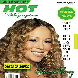 HOT MAGAZINE HOT MAGAZINE IS A MONTHLY ENTERTAINMENT PUBLICATION. YOU CAN TAKE OUT A 12 MONTH SUBSCRIPTION OR A MONTH TO MONTH SUBSCRIPTION FOR ONLY $5.00. SHIPPING INCLUDED.
