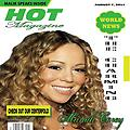 HOT MAGAZINE - HOT MAGAZINE IS A MONTHLY ENTERTAINMENT PUBLICATION. YOU CAN TAKE OUT A 12 MONTH SUBSCRIPTION OR A MONTH TO MONTH SUBSCRIPTION FOR ONLY $5.00. SHIPPING INCLUDED.