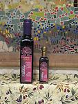 Elderberry Balsamic Vinegar - Elderberry-infused White Wine Balsamic Vinegar 60ml, 250ml -see details