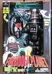 """Forbidden Planet """"Robby"""" the Robot from 1999 Trendmasters """"Robby"""" the Robot w/ Lights & Sound"""