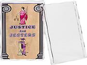 """""""Justice and Jesters"""" Justice and Jesters Card Game. Click on the photo to the left to add to Cart and to see shipping information."""