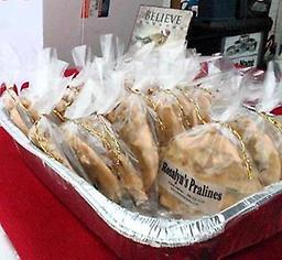New Orleans Tasty Pralines by the Dozens A Great New Orleans Treat, chock-full of pecans. Purchase a dozen, two, or three. You will be so glad you did!