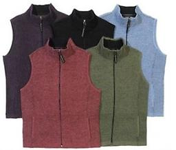 Alpaca Sweater Vests! Colors Sale! Women have their own version of our best-selling zip vest! A refined zipper, softer colors, and more feminine fit make it a sure favorite.