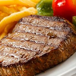 Hickory Charcoal Steak Rub Use on the gas grill or George Foreman, gives a flavor like you charcoaled but you didn't, great carmelizing and charcoal flavor.