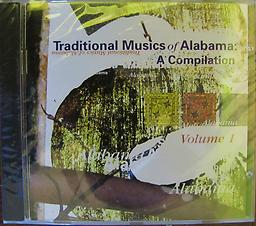 Traditional Music Vol. 1 The first CD in the Alabama Center for Traditional Culture's Millennium Series, produced by Steve Grauberger. Music includes children's games, work songs, sacred music, fiddle tunes, blues, and other.
