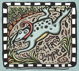 "Bullfrog Jumped Bullfrog Jumped, Children's Folksongs from the Byron Arnold Collection is a CD. For lesson plans, history of the songs, and other resources, visit the 'Education"" page on the AFA web site."