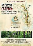 Florida Wildlife Corridor Expedition: Everglades to Okefenokee - DVD A collection of stories and experiences woven together in a documentary format. Includes extra video stories and a music video. Produced by Elam Stoltzfus, featured on PBS TV. Received an Emmy Award.